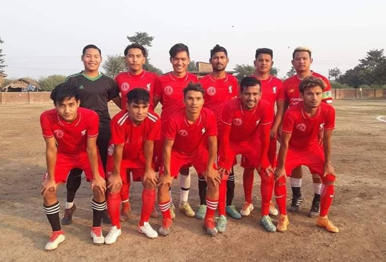 देबिनगर युवा क्लब बुटवल फाईनलमा प्रबेश
