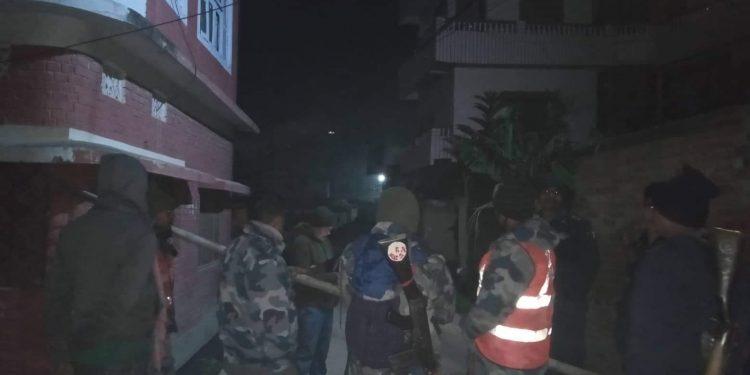जनकपुरमा फेला परेको कुकर बम डिस्पोजल गर्न नेपाल सेना तयारी हुदै