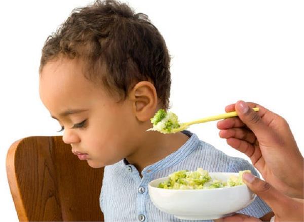 बालबालिकाले खाना नखाए के गर्ने ?