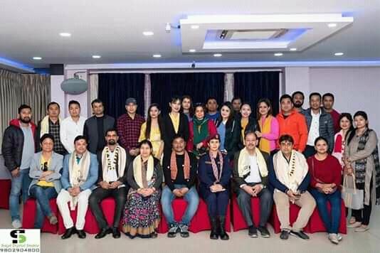 बिरगंज युवा समाजद्वारा बधाई तथा सम्मान कार्यक्रम सम्पन्न