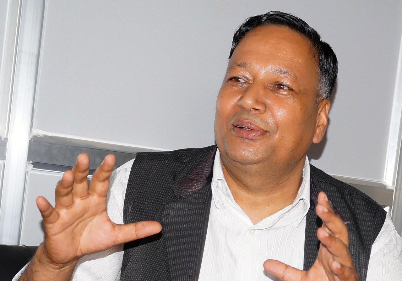 नेकपा पार्टीभित्रको समस्या समाधान गर्न नयाँ एकता गर्नुपर्छ ः नेता पौडेल
