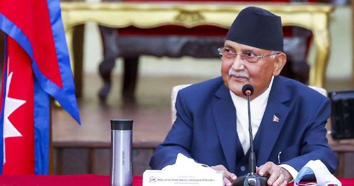 भारतको ७४औँ स्वतन्त्रता दिवसको अवसरमा प्रधानमन्त्री ओलीले दिए शुभकामना