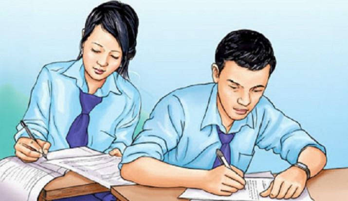 कक्षा ११ को पाठ्यक्रम टुंगो नलाग्दा अन्योल