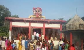 महोत्तरीको प्रसिद्ध सोनामाई मन्दिरमा भूत मेला शुरु