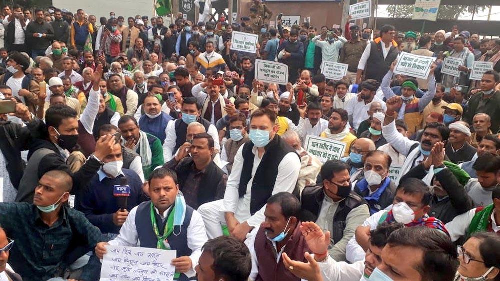 भारतमा किसान आन्दोलन : ९औं पटकको वार्ता पनि असफल