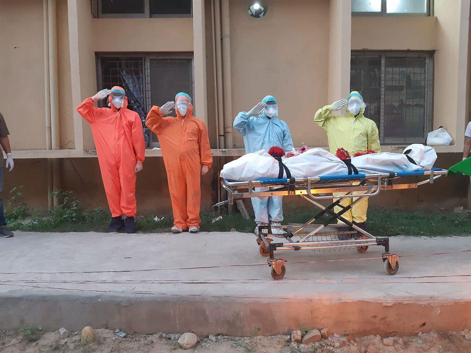 पछिल्लो चौबीस घण्टामा कोरोनाबाट चार जनाको मृत्यु