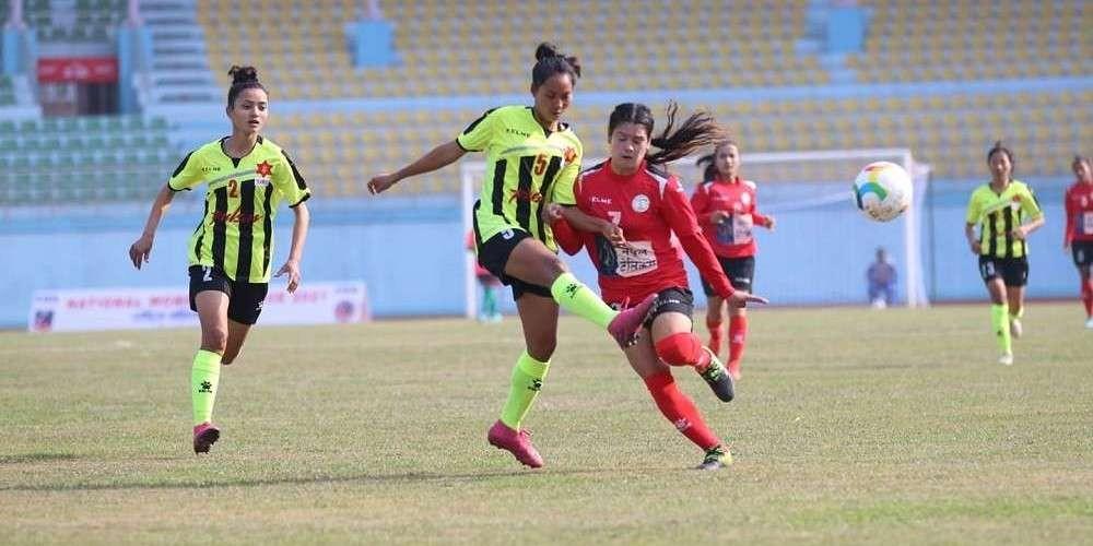 राष्ट्रिय महिला लिगमा आज दुई खेल हुँदै