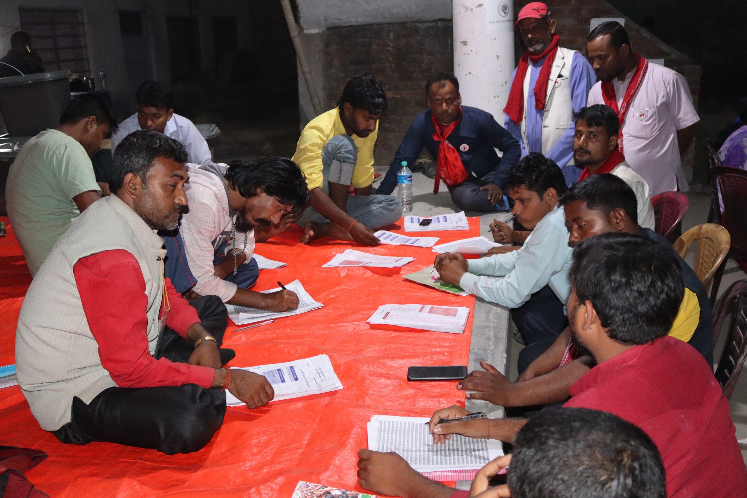 जनमतकाे केन्द्रिय कार्यकारिणी समितीकाे निर्वाचनका मतगणना मात्र ५ प्रतिशत बाँकी