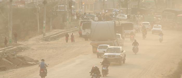वायु प्रदूषणः बाहिर ननिस्कन विज्ञको सुझाव