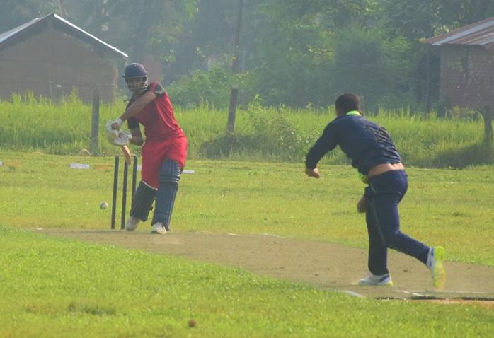 मिथिला कप क्रिकेट प्रतियोगीतामा पर्सा र डि.आर.सि.ए. धनुषा बिजय